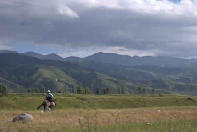 Góry jak okiem sięgnąć