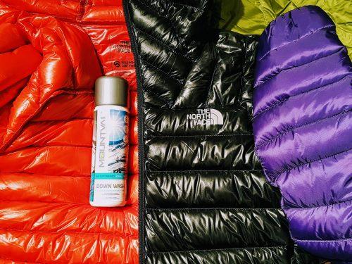 Jak wyprać w domu śpiwór puchowy i kurtkę puchową?