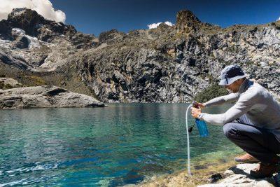 Nawadnianie organizmu na szlaku, czyli narzędzia do uzdatniania wody.