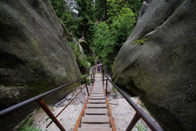 Najciekawsze atrakcje z różnych szlaków trekkingowych –cz. 1